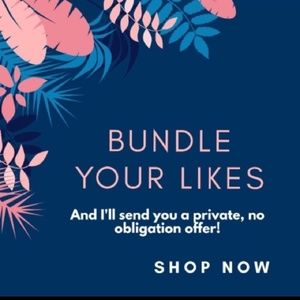 Other - Bundle your likes and get a discount